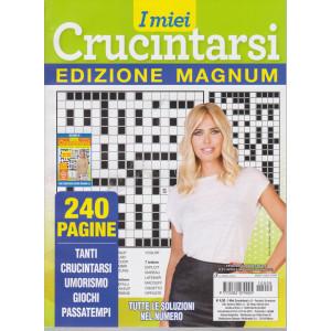 I miei crucintarsi - edizione magnum - n. 9 - trimestrale - aprile - maggio - giugno  2021 - 240 pagine