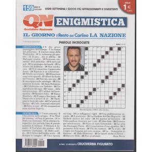 Enigmistica - n. 159 - 15/3//2021- settimanale
