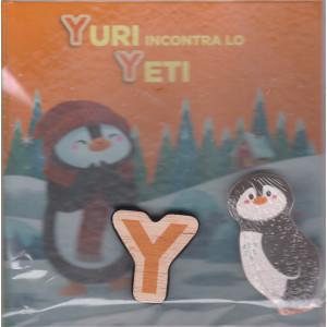 Impara l'alfabeto con i tuoi animali preferiti - Yuri incontra lo Yeti - n. 28- settimanale - 12/12/2020 - copertina rigida