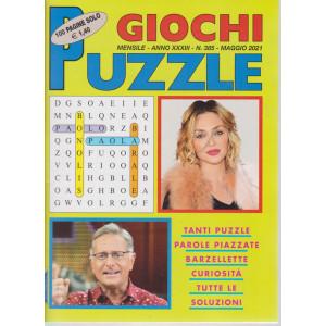 Giochi Puzzle - n. 385 - mensile - maggio 2021- 100 pagine