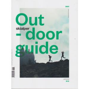 Ski Alper  -Outdoor guide- 2021 - n. 135- 13 maggio 2021