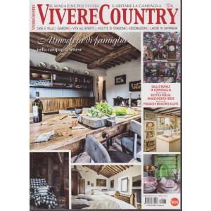 Vivere Country - n. 137 - mensile -gennaio 2021
