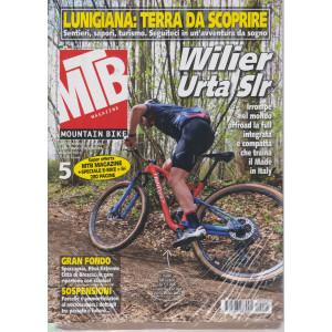 Mtb Magazine - n. 5 - mensile - maggio  2021 + La guida delle e bike - 2 riviste