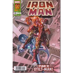 Iron Man - n. 11 - I piani di Silt-man! - 14 ottobre 2021 - mensile