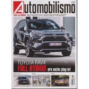 Automobilismo - n. 3 - mensile - marzo 2021