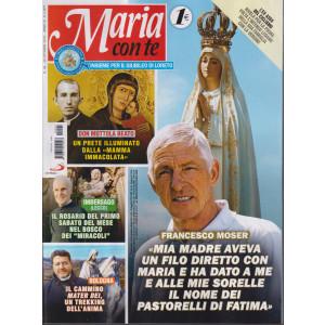Maria con te - n. 41  - settimanale - 10 ottobre   2021