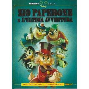 Topolino Gold - n. 2  - Zio Paperone e l'ultima avventura - trimestrale - marzo 2021 - copertina rigida