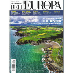 Bell'Europa e dintorni - n. 341 - settembre 2021 - mensile