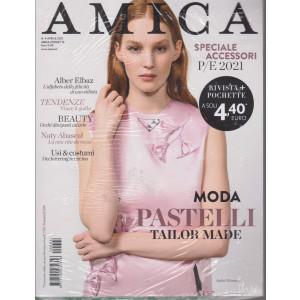 Amica + Pochette - n. 4 - aprile 2021 - mensile