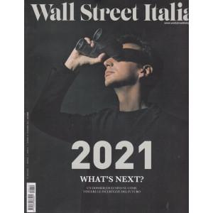 Wall Street Italia - n. 12 - 2/1/2021  - mensile