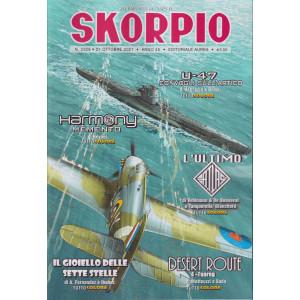 Skorpio - n. 2329 -21 ottobre 2021 - settimanale di fumetti