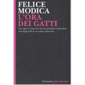 Felice Modica - L'ora dei gatti - n. 127 - 64 pagine
