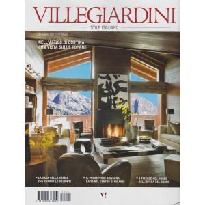 Villegiardini - Stile italiano - n. 1  -27 gennaio 2021 - mensile