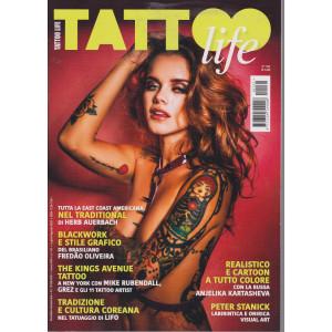 Tattoo Life - n. 131 - bimestrale -luglio - agosto 2021