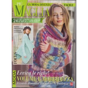 Piu' Maglia - n. 21 - bimestrale - gennaio - febbraio 2021