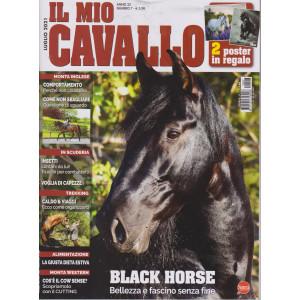 Il mio cavallo - n. 7 - luglio  2021 - mensile + 2 poster in regalo