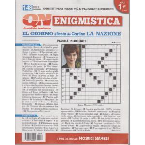 Enigmistica - n. 148 -28/12/2020- settimanale