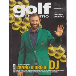 Golf & Turismo - n.10 - dicembre 2020 - gennaio 2021- mensile