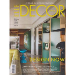 Elle Decor - n. 9  -settembre   2021 - mensile -+ in regalo Elle Decor Contract Book - 2 riviste