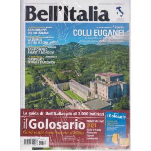Bell'italia +Il Golosario - Guida alle cose buone in Italia - n. 419 - mensile - marzo 2021