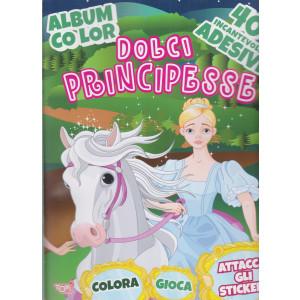 Toys2 Presenta Album color - Dolci principesse- n. 67 - bimestrale - 14 gennaio 2021