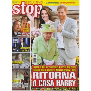 Stop Esclusivo - n. 4 - quindicinale - 28 aprile  2021