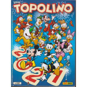 Topolino - n. 3397 - settimanale -30 dicembre 2020