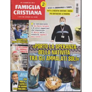 Famiglia Cristiana - n. 51 - settimanale - 20 dicembre 2020
