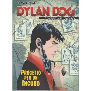 Dylan Dog - Tiziano Sclavi - n. 79 - Progetto per un incubo- settimanale
