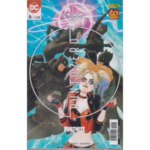 Batman/Fortnite - Puntozero - n. 6 - quindicinale - 6 luglio 2021
