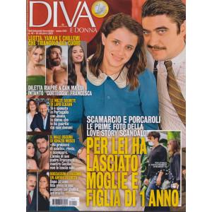 Diva e donna - n. 42 -19 ottobre 2021 - settimanale femminile