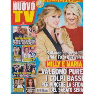 Nuovo TV - n.42  -25  ottobre 2021 - settimanale