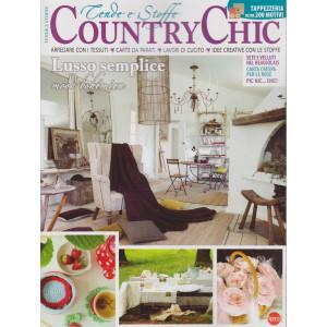 Country Chic - Tende e Stoffe -   - n. 64 - bimestrale -maggio - giugno  2021