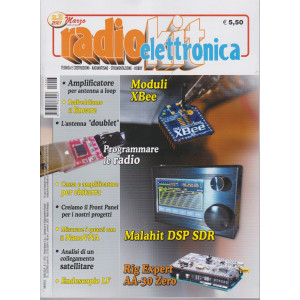 Radiokit elettronica - n. 3  - mensile - marzo 2021