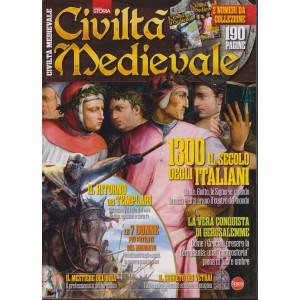Conoscere la storia - Civiltà Medievale - n. 1 - bimestrale - ottobre - novembre 2021 - 190 pagine