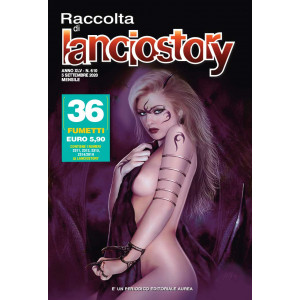 RACCOLTA LANCIOSTORY RACCOLTA N. 0610