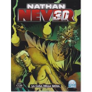 Nathan Never -La casa della gioia  - n. 362 - mensile -luglio 2021
