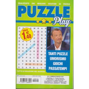 Abbonamento Puzzle Play (cartaceo  bimestrale)