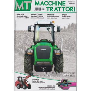 Macchine Trattori - n. 216 -maggio   2021 - mensile