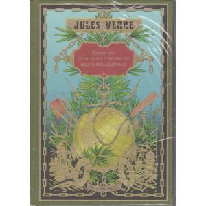 Jules Verne - Avventure di tre russi e tre inglesi nell'Africa austale - 28/5/2021 - settimanale - copertina rigida