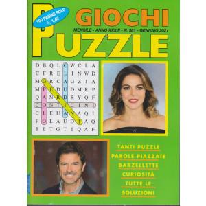 Giochi Puzzle - n. 381 - mensile - gennaio 2021- 100 pagine