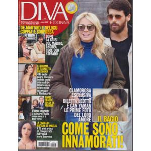 Diva e donna - n. 7 - settimanale femminile -16 febbraio 2021