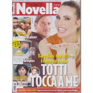 Novella 2000  - + Visto - n. 14 - settimanale - 25 marzo   2021- 2 riviste