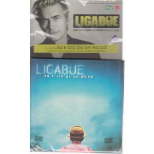 Cd Sorrisi Collezione 2 - n. 19 - Ligabue  -6° cd -Su e giù da un palco-    4/5/2021 - settimanale - formato maxi digipack + libretto inedito - 2 cd