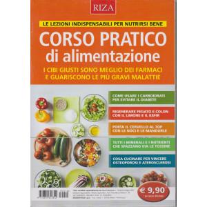 Riza Collection - n. 19- Corso pratico di alimentazione -aprile - maggio 2021