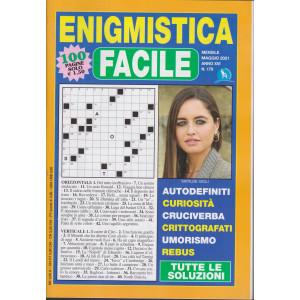 Enigmistica facile - n. 179 - mensile - maggio  2021 - 100 pagine