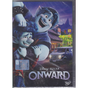 I Dvd di Sorrisi3 - n.1- Onward- 15/12/2020 - settimanale