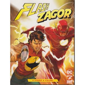 Zagor gigante - Flash  - n. 22 - 2 marzo 2021 - mensile -