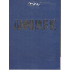 Annuario Orologi 2020- 2021 -