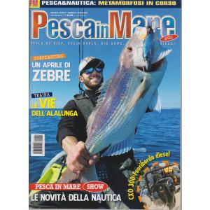 Pesca in mare - n. 4 - aprile 2021 - mensile